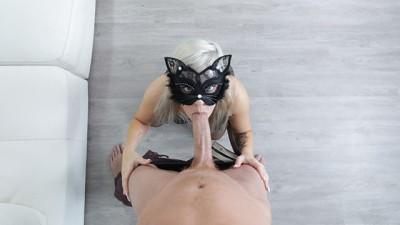 Masked Muff Penetration - Korean pron