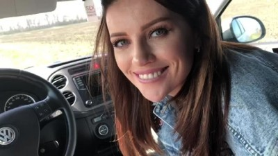 Mofos chanel - She Loves to Suck Dick in the Car and Eat Cum