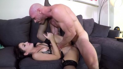 Making Her Cum with my Big Cock and a Cock Ring - Playboy tv swing full