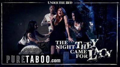 Zombies Katrina Jade & Joanna Angel Show No MERCY - Redtuop
