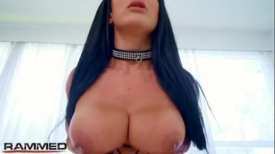 X video tube - ,Punk slut Katrina Jade used by 2 dicks in threesome