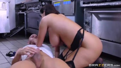 The Fucking Food Inspector - Pinay student porn
