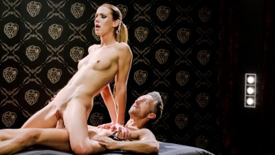 Sensual bondage fantasy fuck with gorgeous Czech babe Alexis Crystal - X Chimera