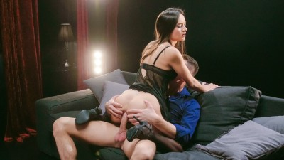 Seductive Ukrainian Shrima Malati gets cum on ass in hot sensual anal - X Chimera