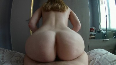 Hot cowgirl reverse her big ass