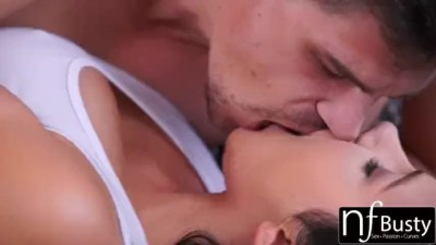 Big booty Valentina Nappi romantic italian sex