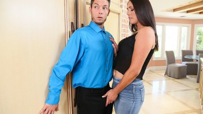 Tall Brunette Anna Morna Fucks You Good - I Have A Wife