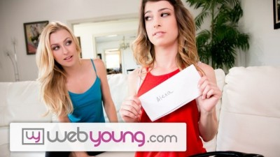 WebYoung Alexa Grace Confesses Love to Lesbian BFF