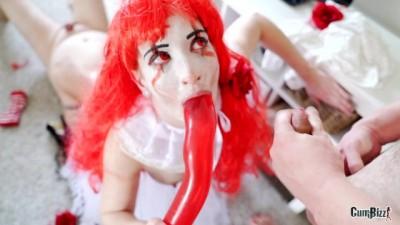 Halloween Teen Female IT Suckys it Dry