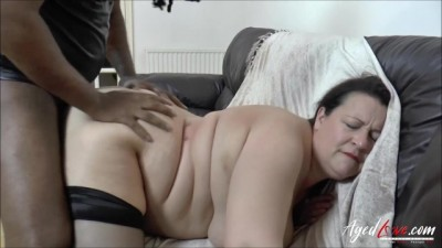 AgedLovE Hot Mature Interracial Hardcore Sex