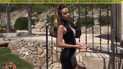 Latex Mistress Worship - Latex Model - Worship me in my Latex Outfits