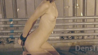 Nakedangel Extreme 60 Seconds Totally Nude in Wild Public (PREVIEW)