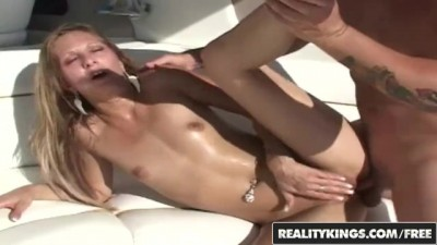 Reality Kings - Marley Josh Gets Ass Fucked on a Boat
