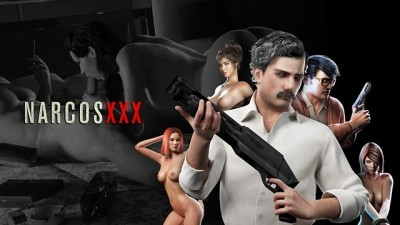 NarcosXXX Asscobar Negotiates with a Whore