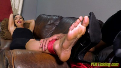 The Tickle Casting Couch! Pt. 73: Tiffany Brookes!