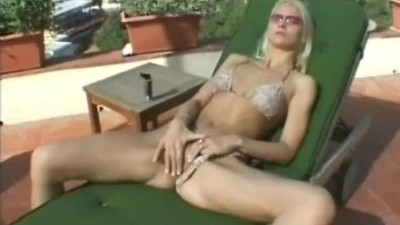 Outdoor Gaping Ass Double Fuck