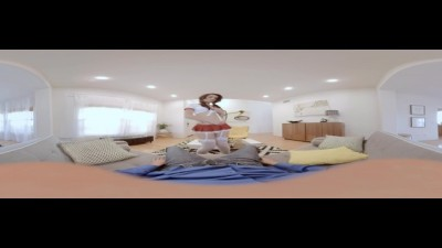 Stereoscopic 360 - House of Sluts - VirtualRealityBang
