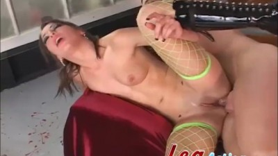 Veronica Jett Gets her AssHole Fuck