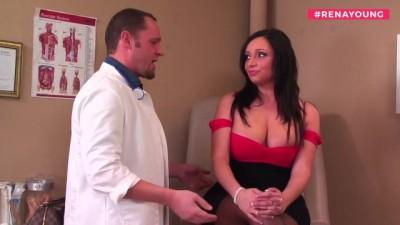 Hottest MILF Big Boobs Videos #RENAYOUNG on Pornhub Premium